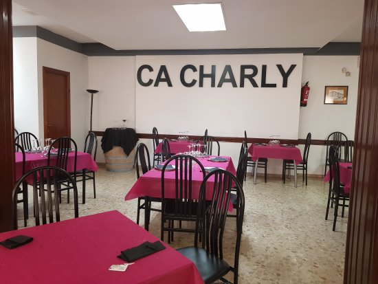 Chilches, Spain: Ca Charly