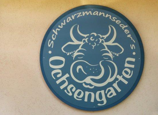 Forchtenberg, ألمانيا: Das Wappen des Ochsengarten