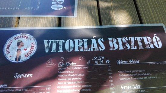 Vitorlas Bisztro Photo