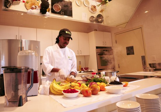 Pritikin Longevity Center & Spa: Cooking School
