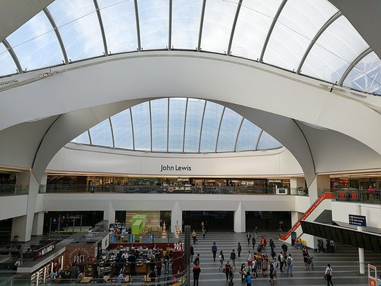 Birmingham New Street Railway Station