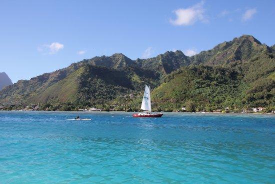 Papetoai, Polinesia Francesa: paradise