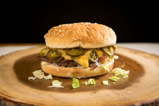 The Dalles, OR: Rodeo Burger - sometimes you need a little kick
