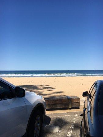 Вуллонгонг, Австралия: Beach