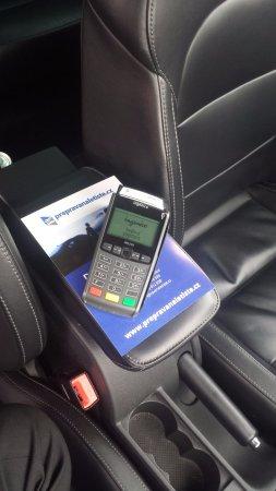Ołomuniec, Republika Czeska: We accept credit cards.