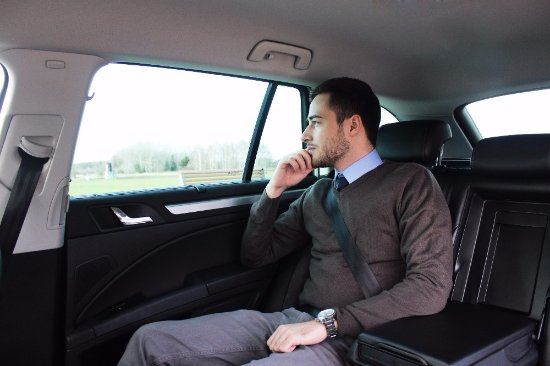 Ołomuniec, Republika Czeska: Comfortable ride in our cars.