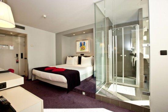 WestCord Art Hotel Amsterdam: onze XL familiekamer