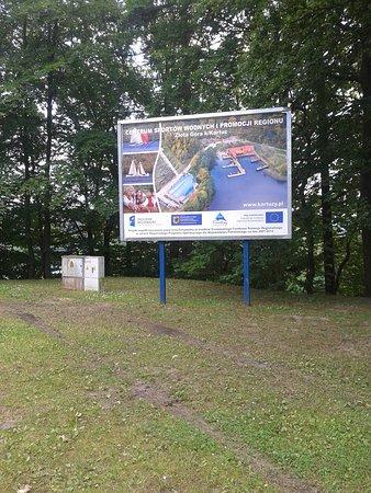 Brodnica Gorna, بولندا: Baner