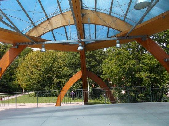 Brodnica Gorna, بولندا: Amfiteatr