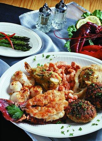 Altoona, بنسيلفانيا: Seafood Platter
