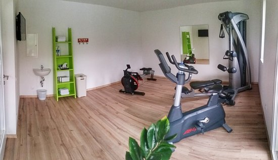Irdning, Austria: Fitnessraum