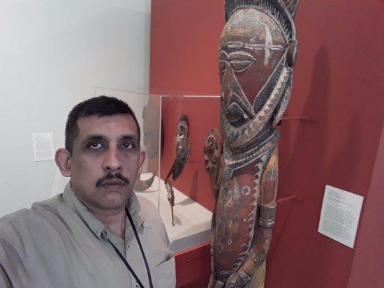 Palo Alto, Califórnia: statue in the stanford museum