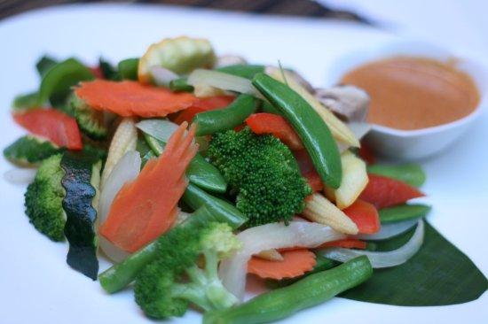 Spice Thai - Bkk Garden - Picture of Spice Thai Cuisine, Cambridge ...