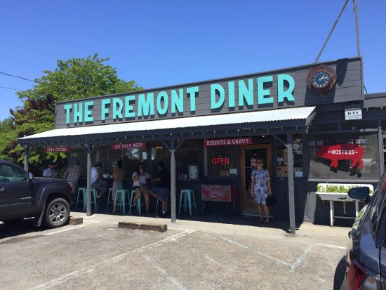 The Fremont Diner: Classic diner with a twist!