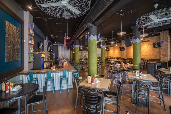 Cactus Bar Grill Book Your Chicago Loop Event Here With Space To Accommodate