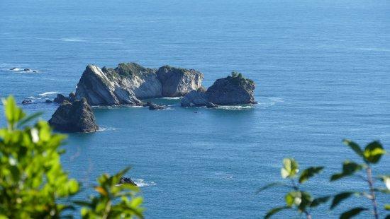 Haast, Новая Зеландия: lovely rock formation