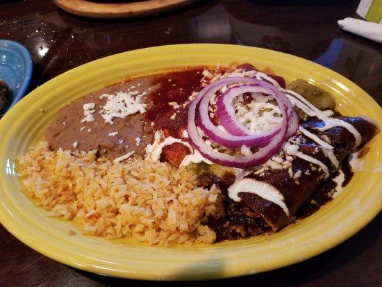 Stockbridge, جورجيا: enchilada
