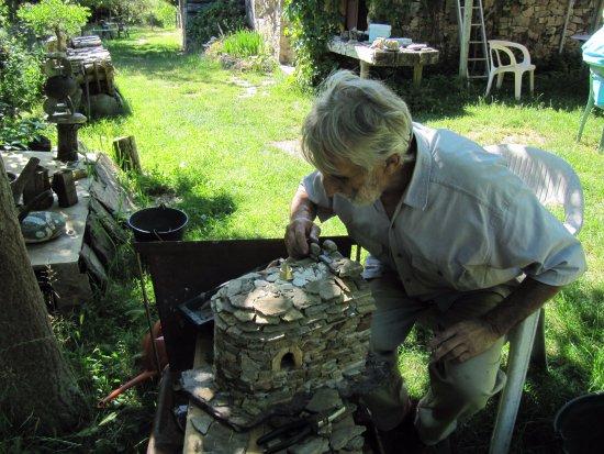 Dompnac, France: Le Maître des lieux