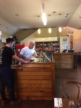Ristorante Pizzeria Paradiso Da Toni: in