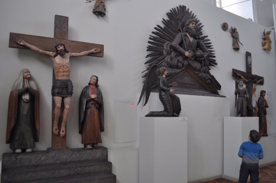 Perm State Art Gallery: Пермские Боги