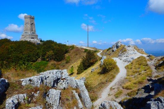 Shipka, Bulgaria: monument
