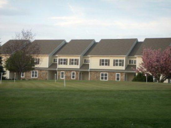 Roaring Gap, NC: Clubhouse Villas