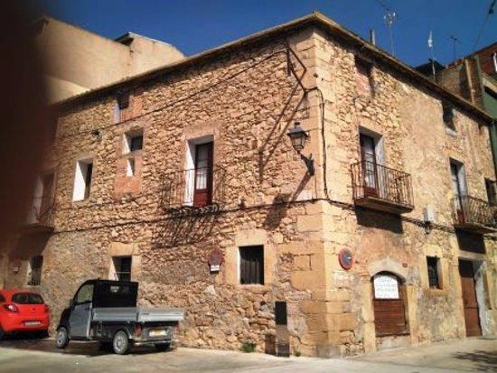 Flix, Espagne : Vista exterior
