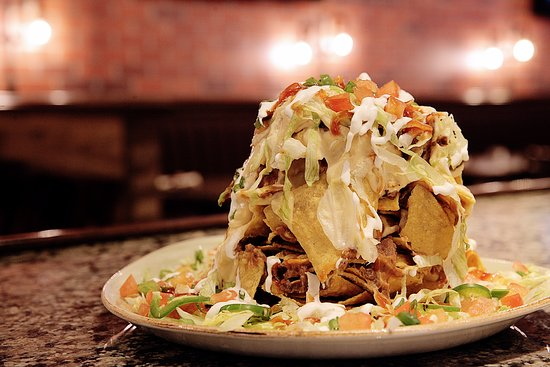 Pittsburg, KS: Miner's Bucket Nachos