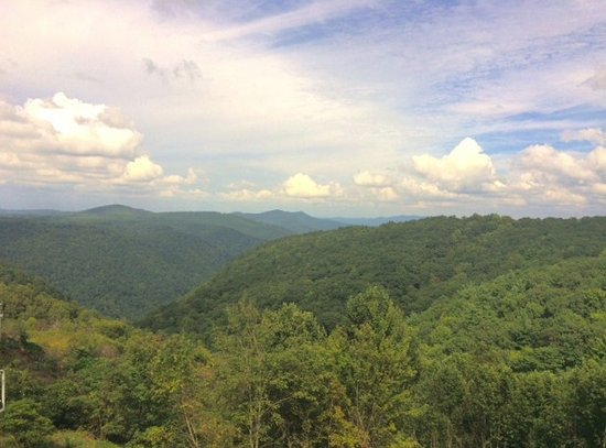 Roaring Gap, NC: Mountain Views