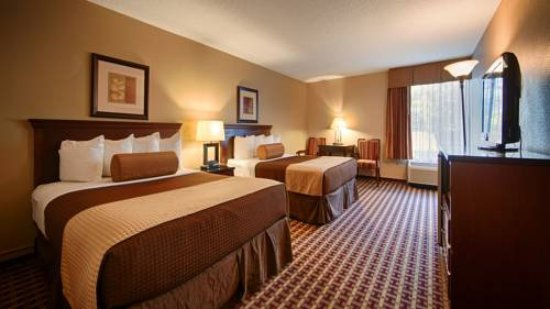 Interior - Picture of Days Inn & Suites by Wyndham Johnson City - Tripadvisor