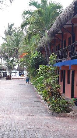 Hotel Costa del Mar: Hermoso lugar