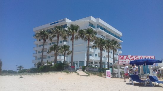 Tasia Maris Sands Beach Hotel : 20170607_131510_large.jpg