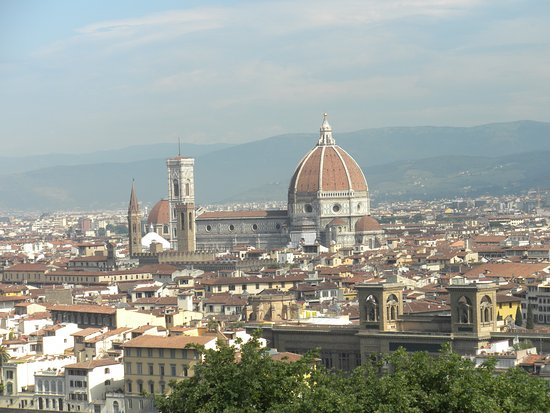 Tuscan Wine Tours with Angie : Florence from the countryside