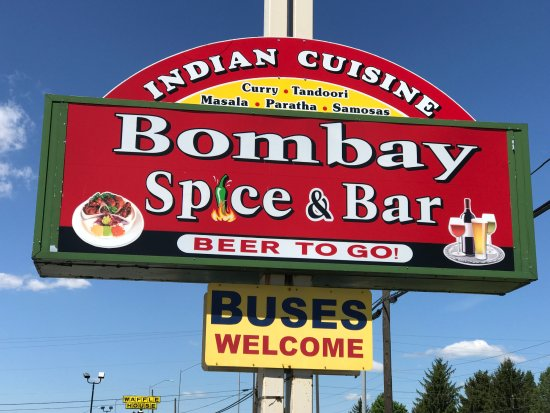 Carlisle, Pensylwania: Bombay Spice & Bar