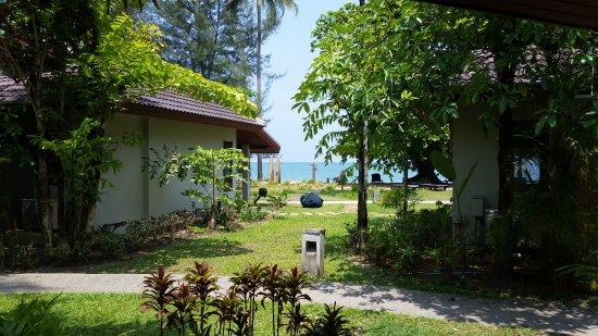 Nang Thong Bay Resort: View from my bungalow