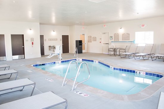 Brand new hotel in Springville Utah. 63 room Microtel Inn and Suite by Wyndham. Great price with