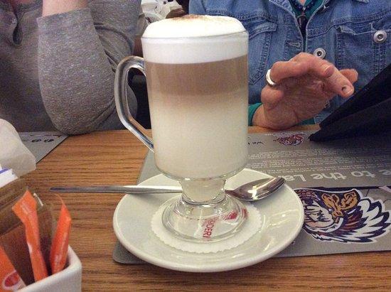 Randburg, Sudáfrica: Coffee