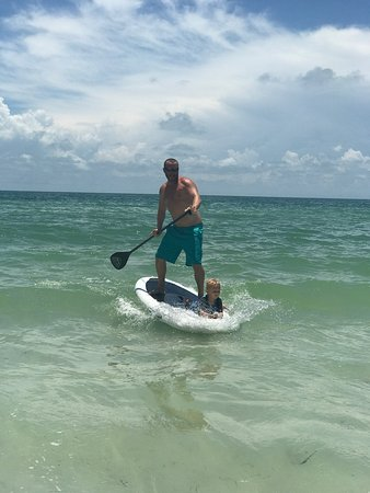 Redington Beach, ฟลอริด้า: Epic Outfitters Of Tampa Bay