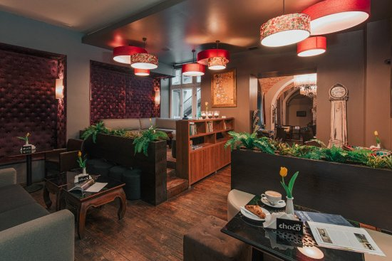 Choco Cafe: Wnętrze