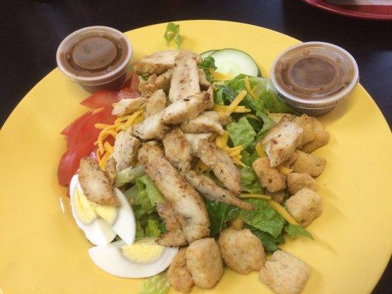 Darien, GA: Excellent lunch!