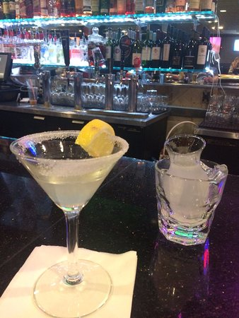 Wilsonville, OR: Lemon Drop w/sidecar!