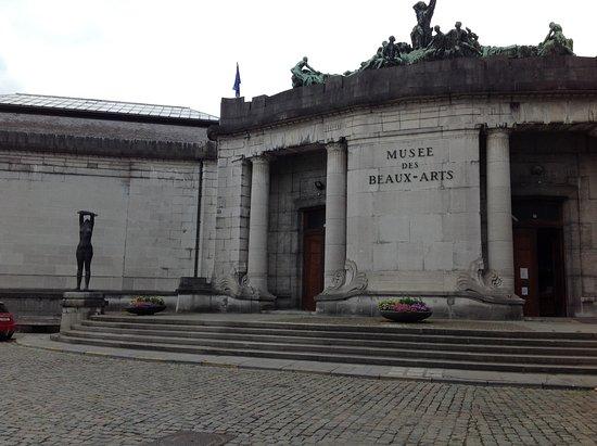 Tournai, Belgium: Музей изящных искусств в Турне