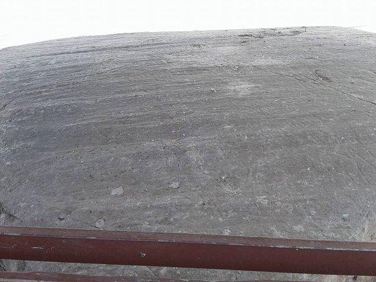 Kelleys Island, OH: Inscription Rock