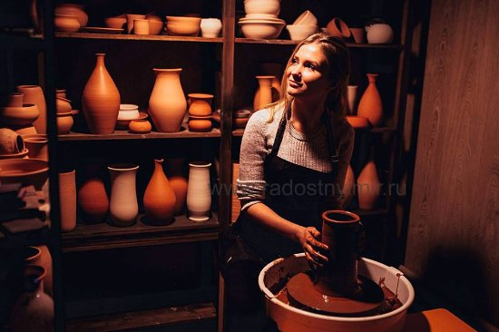 Pottery Studio Radostny Mir