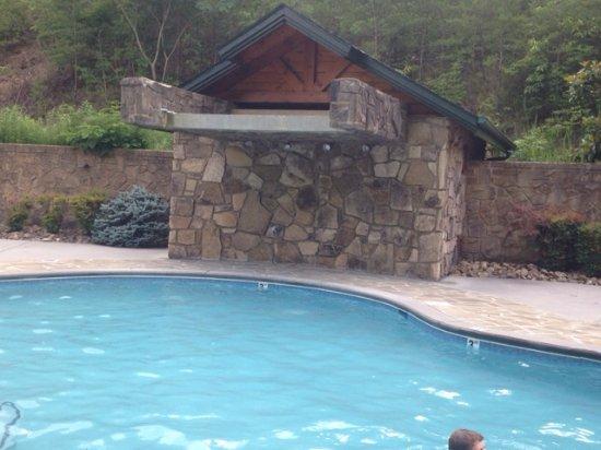 Gatlinburg falls hidden valley resort pool and - Gatlinburg falls resort swimming pool ...