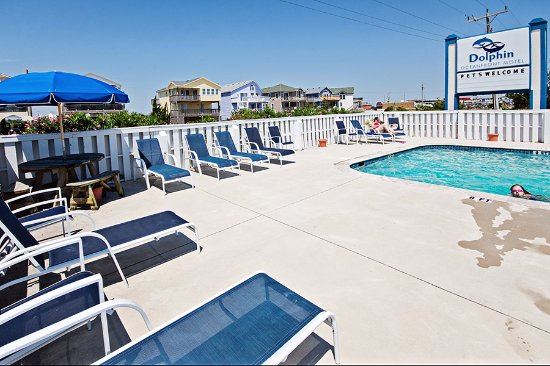 Dolphin Oceanfront Motel Nags Head Nc