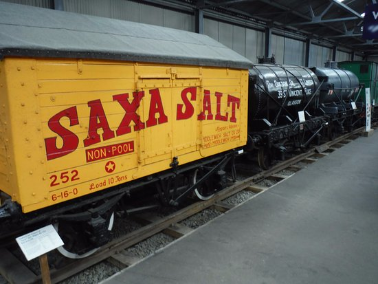 Bo'ness, UK: Museum of Scottish Railways.
