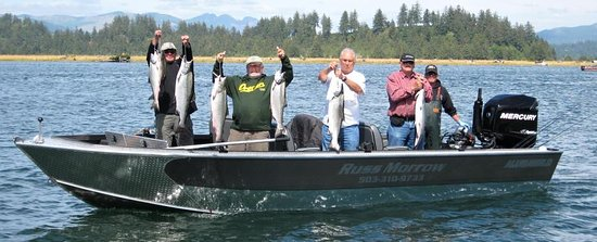 Nehalem, OR : 18 years of the best fishing on the Oregon coast