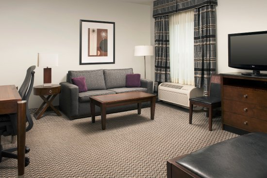 Athen, AL: Studio Suite Sitting Area