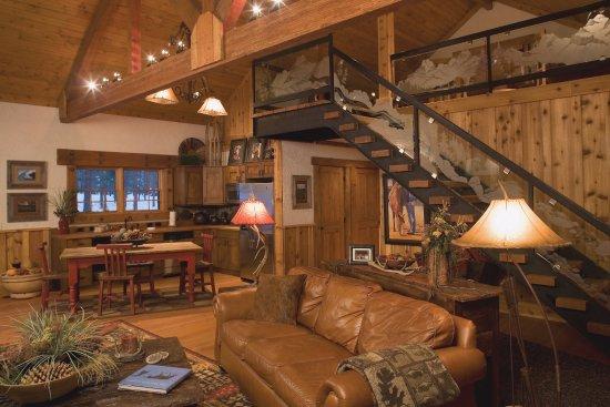 Greenough, MT: Big Timber Home Interior